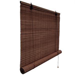 Bambus-Raffrollo
